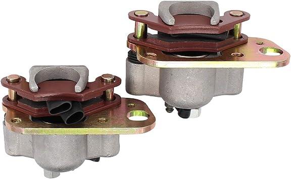 MOTOKU Pack of 2 Front Brake Calipers for Polaris Sportsman 335 400 500 600 700
