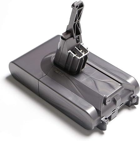 XXDZ Dyson V8 21.6v 3000mAh Batería de Iones de Litio Compatible con la aspiradora de Mano Absoluta sin Cable Dyson V8 Aspiradora de Mano Batería de Repuesto Dyson V8: Amazon.es: Hogar