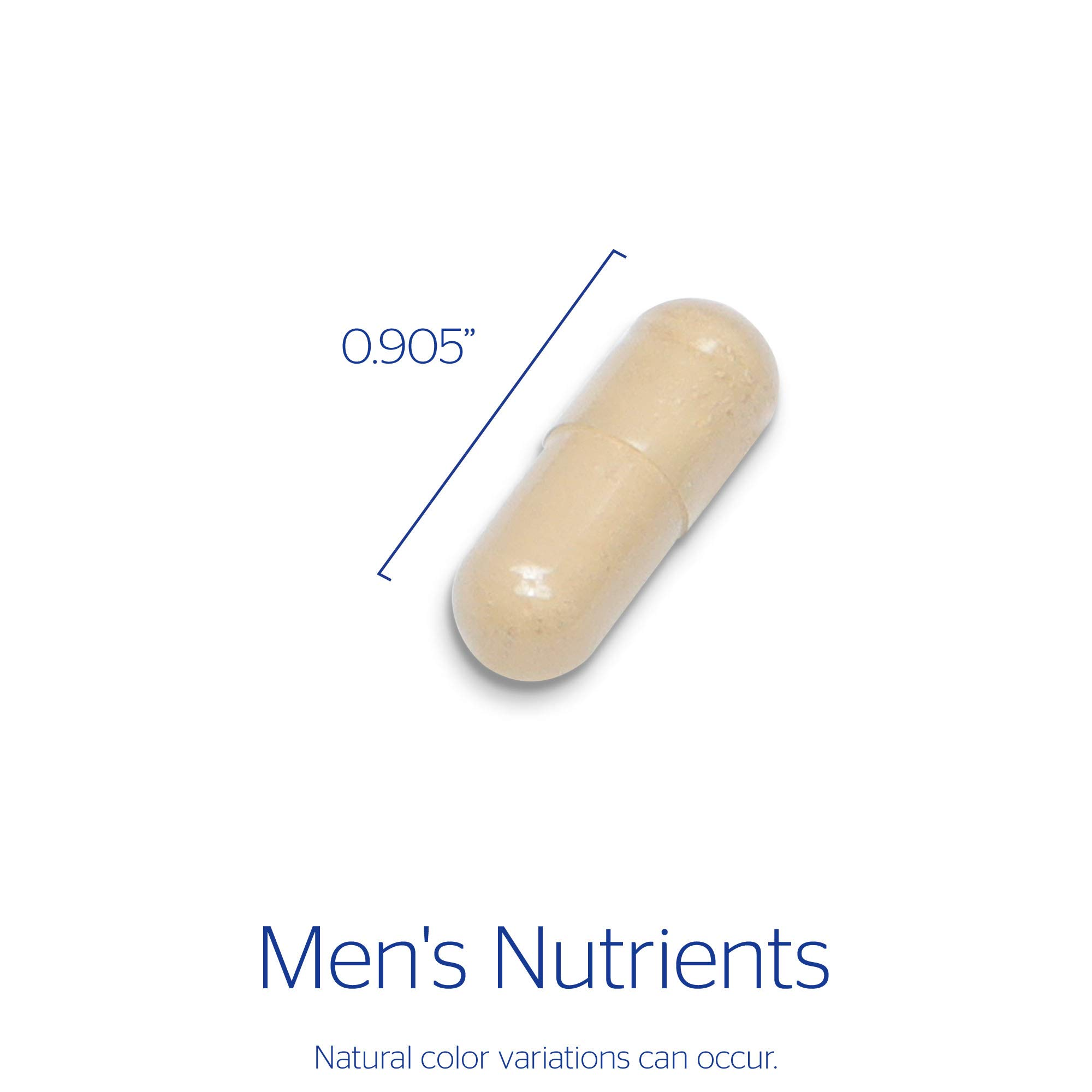 Pure Encapsulations - Men's Nutrients - Hypoallergenic Multivitamin/Mineral Complex for Men Over 40-180 Capsules by Pure Encapsulations (Image #3)