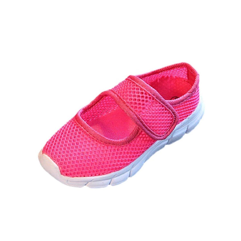 Naladoo Mesh Shoes Kids Baby Closed Toe Sports Sandals Beach Casual