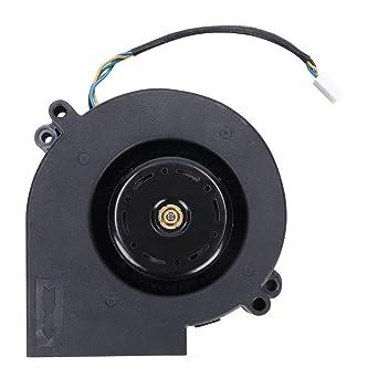 Ventilador centrífugo, 12V Rodamiento de bolas doble Ventilador de ...