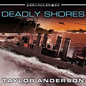 Deadly Shores Hörbuch
