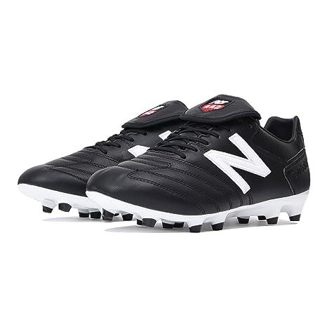 64394c537d3aa New Balance Football Shoes 442 PRO FG Black 8.5: Amazon.co.uk: Sports &  Outdoors