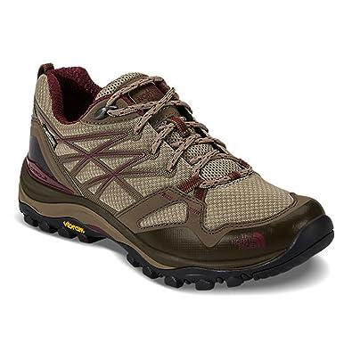 The North Face Women's Hedgehog Fastpack Gore-TEX Hiking Shoe Dune Beige/Deep Garnet Red Size 7 M US S0S0uMY