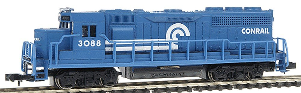 Bachmann GP40 - Conrail Locomotive - N Scale Bachmann Industries Inc. 63556 BAC63556