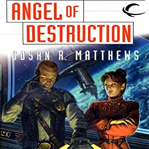 Angel of Destruction Audiobook