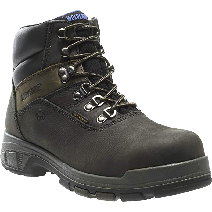 32fe8a68503 Wolverine Men's Cabor Waterproof 6-Inch Work Boot