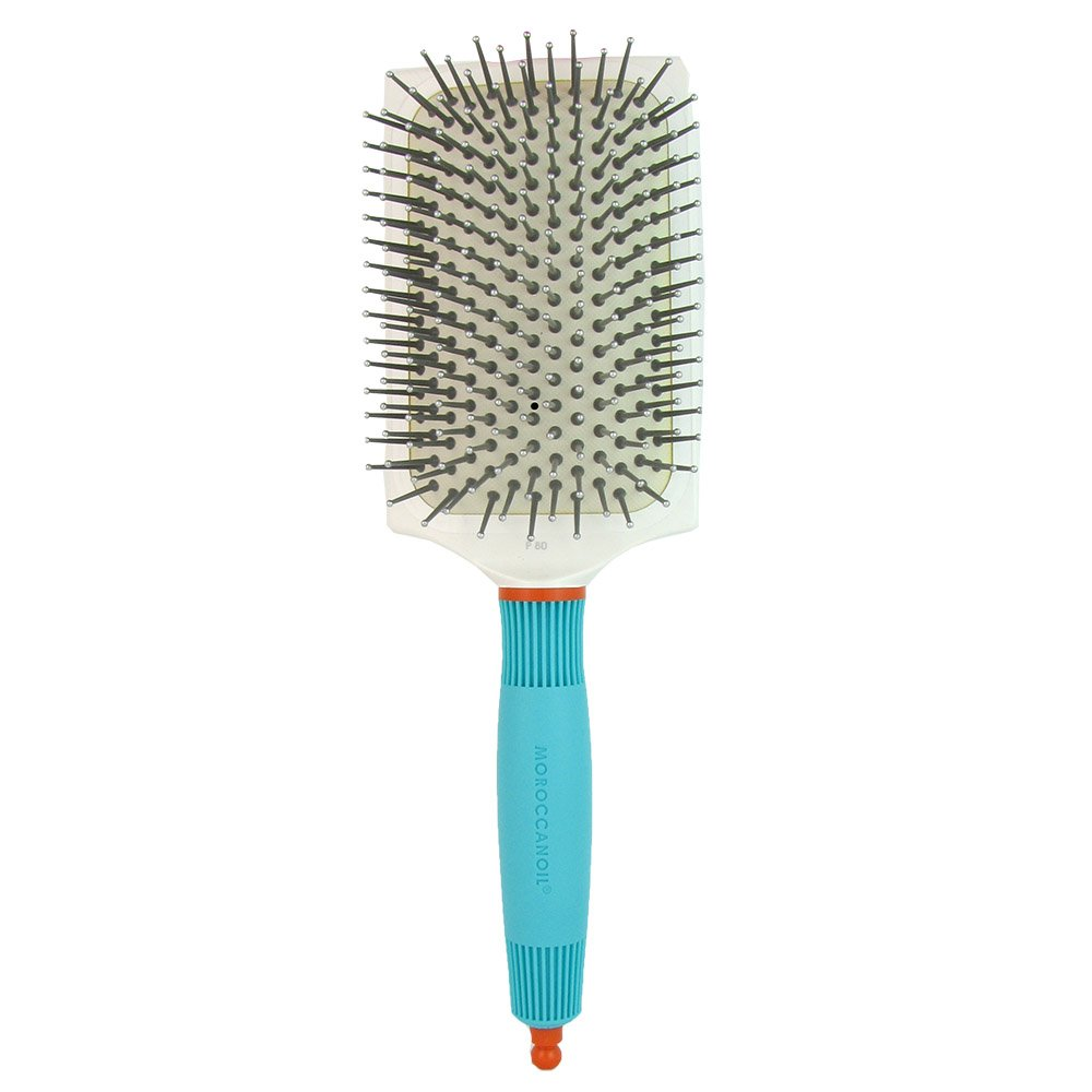 Moroccanoil Paddle Brush/Ionic + Ceramic + Thermal - P80