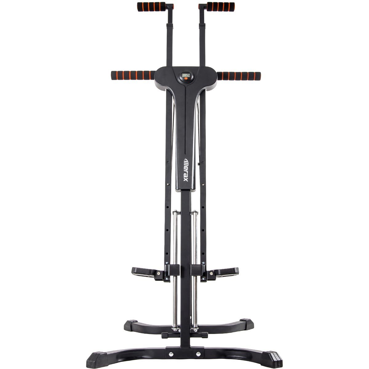 Merax Vertical Climber Exercise Folding Climbing Machine for Home Gym Folding Cardio Workout Machine by Merax (Image #1)