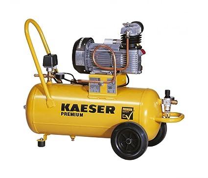 Pantalla Kaeser 350/40D taller compresor de aire comprimido