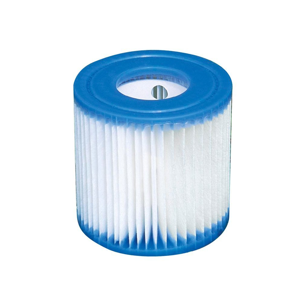 INTEX Replacement 29007E Swimming Pool Filter Cartridge H - 12 Pack