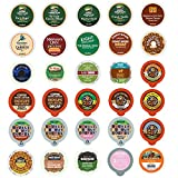 : Decaf Coffee Variety Sampler Pack for Keurig K-Cup Brewers, 30 Count