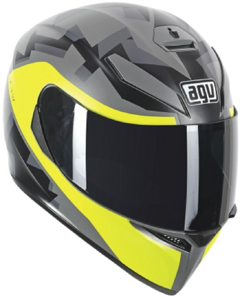 Buy AGV K3 SV Adult Rookie Street Motorcycle Helmet