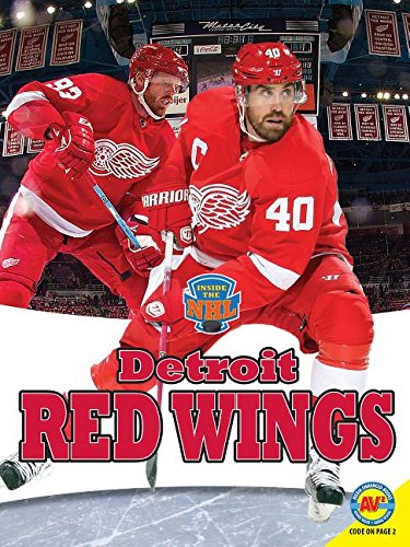 Detroit Red Wings (Inside the NHL) PDF
