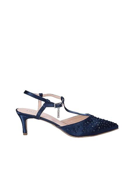 E Liu S17017t0380 Jo Donna Sandalo Tacco itScarpe Blu 36Amazon Borse wkn8OP0X