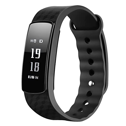 34 opinioni per Bracciale Fitness, Mpow Fitness Tracker Bluetooth 4.0 Smartwatch IP67 Smart