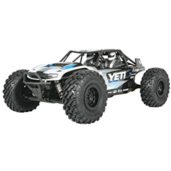 Axial Yeti Rock Racer Kit de 4 x 4 sin montar controlado por radio 1/