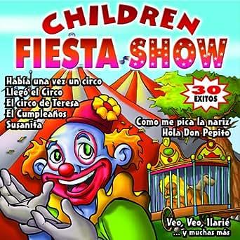 Children Fiesta Show, Canciones Del Circo de Payasos