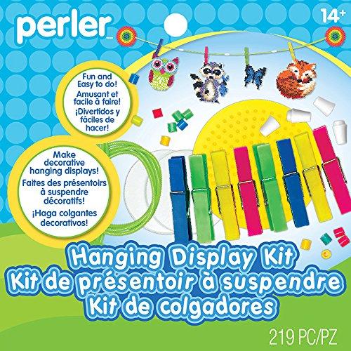 Halloween Perler Bead Projects (Perler Beads Hanging Display Kit Bead Crafts, 219)