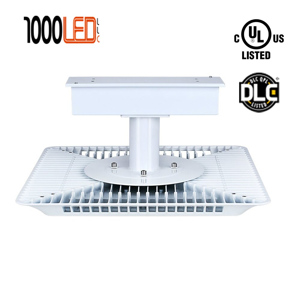 1000LED 150 Watt LED Canopy Light Gas Station Fixture 18,000Lm UL Qualified 100-277V Input Voltage Widely Used In USA Gas Station ,Commercial Light by 1000LED