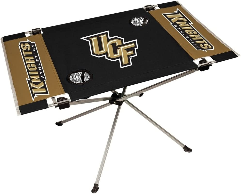Team Color One Size NCAA Central Florida Golden Knights Unisex Central Florida Knights Table Endzone Stylecentral Florida Knights Table Endzone Style