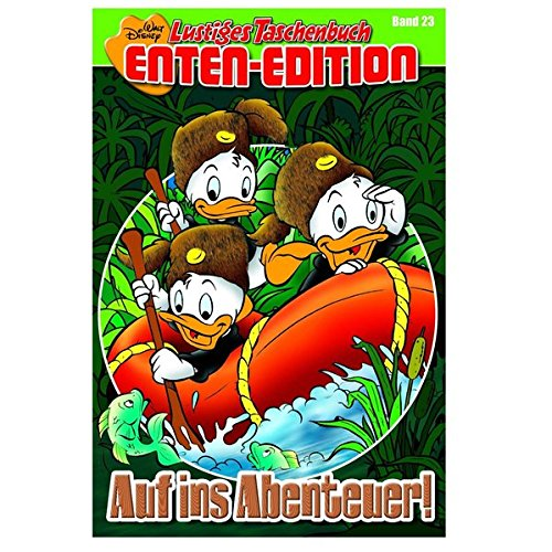 Lustiges Taschenbuch Enten-Edition 23: Auf ins Abenteuer!
