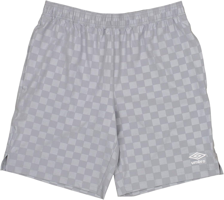 Umbro Men's Checkerboard Soccer Shorts