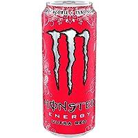 Monster ULTRA RED Blik 12 x 0,5 liter