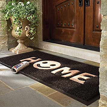 Die Haushalte, die zum Eingang matte Fussmatte home Mieter Teppich ...