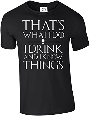 YOU KNOW,T-SHIRT YOU KNOW NOTHING GAMES OF JON SNOW T SHIRT THRONES INSPIRED