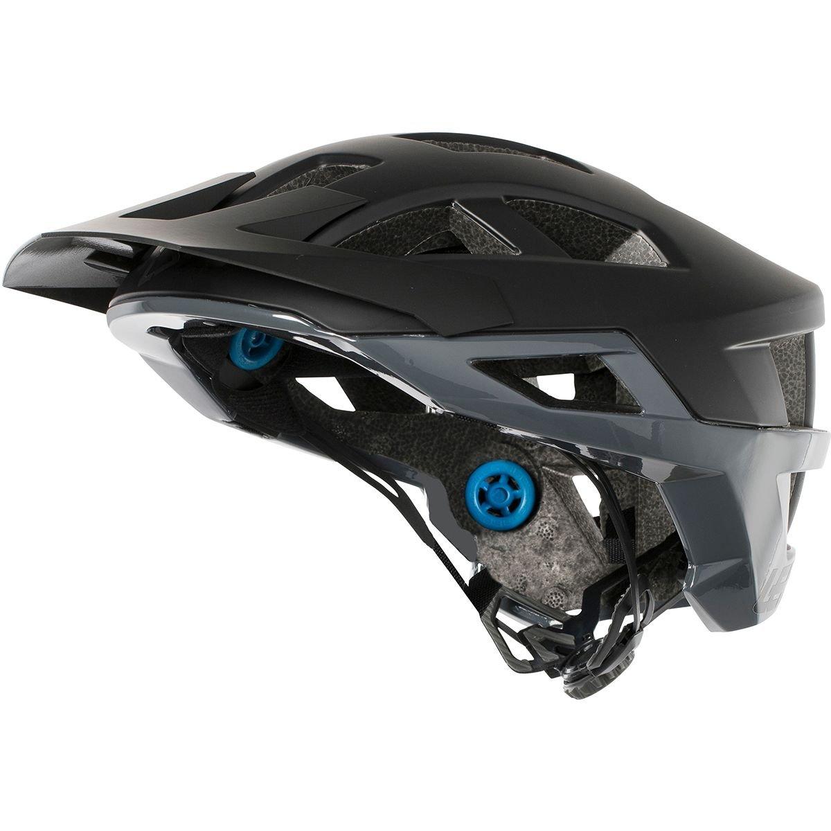 Leatt 2.0 DBXヘルメットブラック/グラナイト、M   B0779W97XN