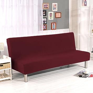 Amazon.com: TODO INCLUIDO Slipcover para sofá sin ...