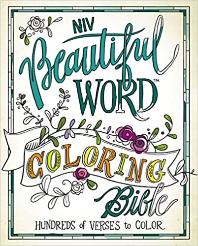 Beautiful Word Coloring Bible NIV