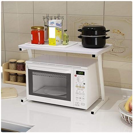 Amazon.com: Lavany - Estante de almacenamiento para horno de ...