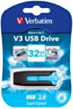 Verbatim 49182 32GB USB-Stick blau