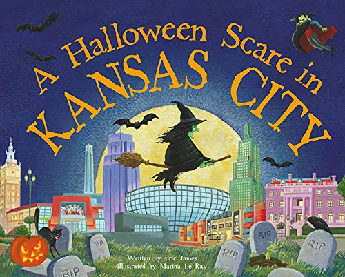A Halloween Scare in Kansas City (Halloween Scare: Prepare If You Dare) -