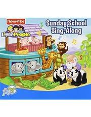 FISHER PRICE SERIES - LP SUNDAY SCHOOL SING-ALON