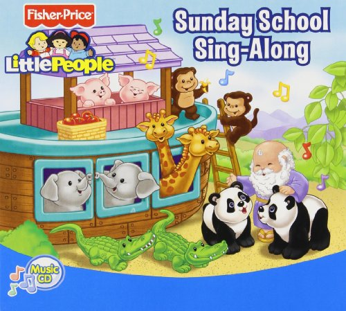 - Fisher-Price Sunday School Sing-Along