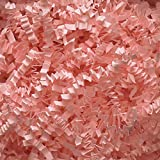 2 Pound Crinkle Cut Paper Shred - Pink