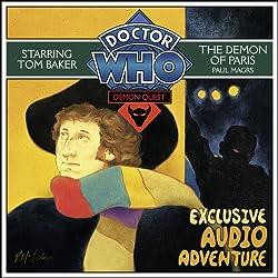 Doctor Who: Demon Quest 2 - The Demon of Paris