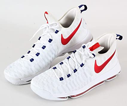 Image Unavailable. Image not available for. Color  Kevin Durant Game Used  Shoes 2016 Olympic Team USA ... a5a888497