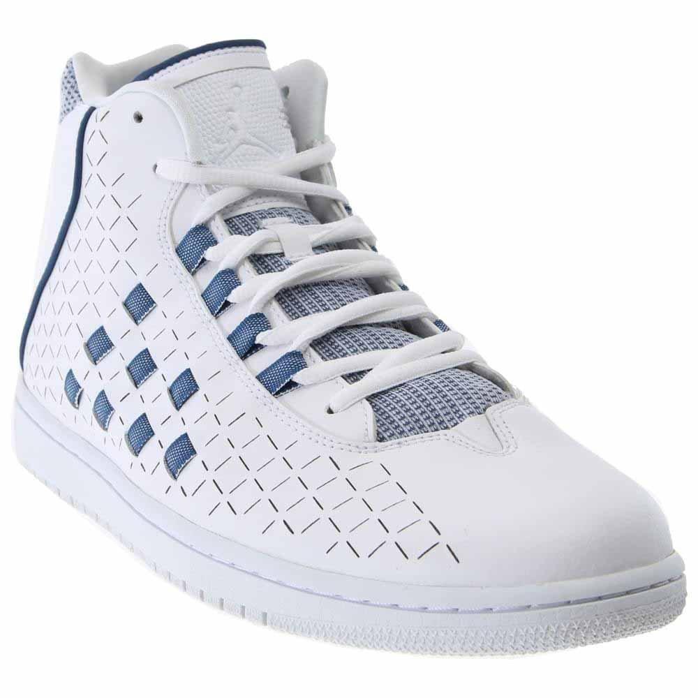[ジョーダン] NikeメンズIllusionバスケットボールシューズ 白い/French 青 11 D(M) US