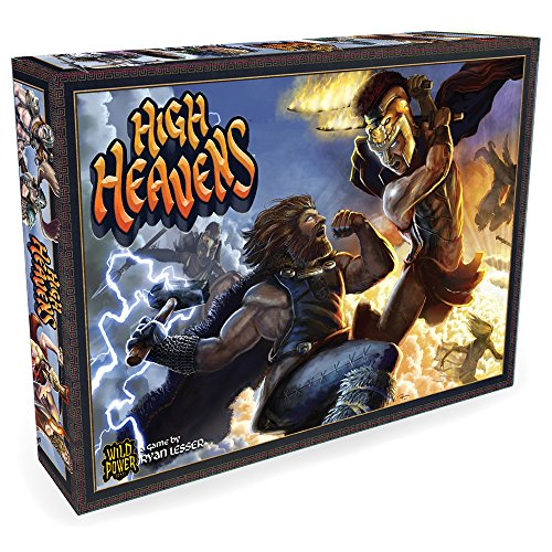 High Heavens by Wild Power Games