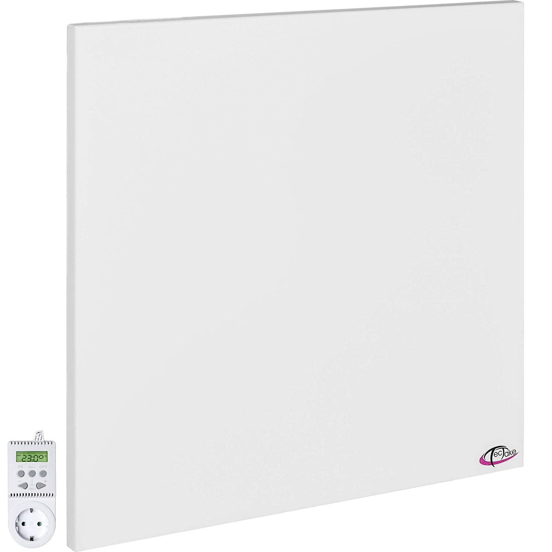Adax Neo NP Plata Plata, LCD, 1200 W, 230 V, 934 mm, 84 mm Calefactor