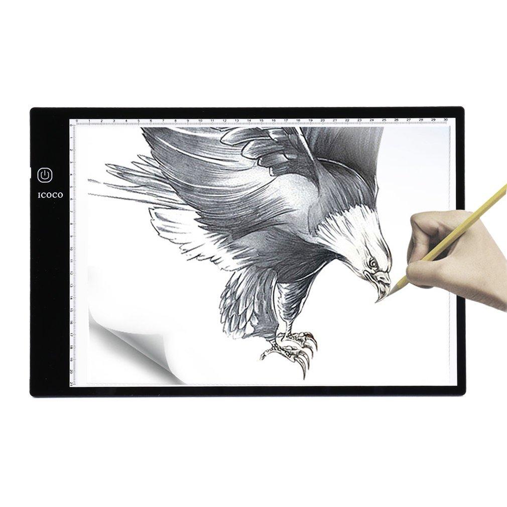 Tablet de luz para dibujo U-Kiss