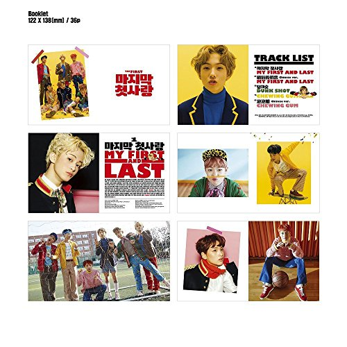 NCT DREAM - [THE FIRST] 1st Single Album CD+Booklet+PhotoCard K-POP SEALED