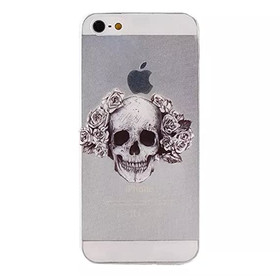 Amazon.com: Fashion Phone Cases Capa Para for Apple Iphone 5 ...