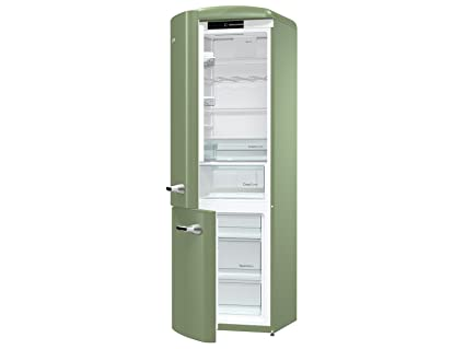 Kühlschrank Gorenje : Gorenje ork ol l stand kühl gefrier kombination olive grün