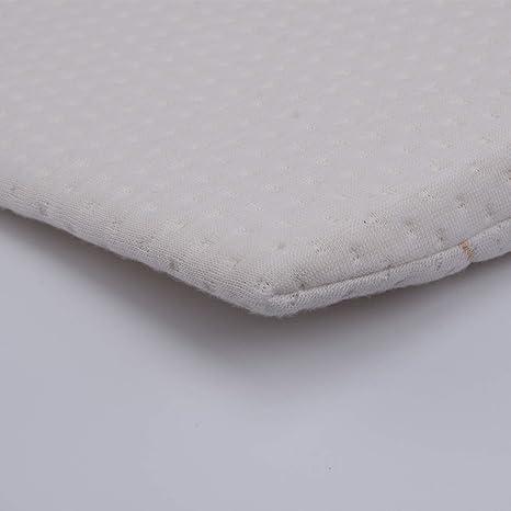 PEKITAS Cojín Cuña Inclinada Antireflujo Bebe, Fabricado En España (40 cm Ancho)