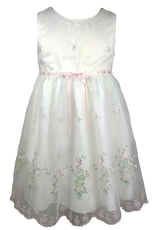 Baby Mädchen Festkleid Sommerkleid Kleid Gr.74//80,80//86,86//92  NEU
